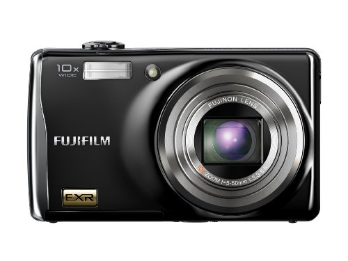 Fujifilm FinePix F80EXR 12 MP Super CCD EXR Digital Camera with 10x Wide Angle Optical Zoom and 3.0Inch LCD
