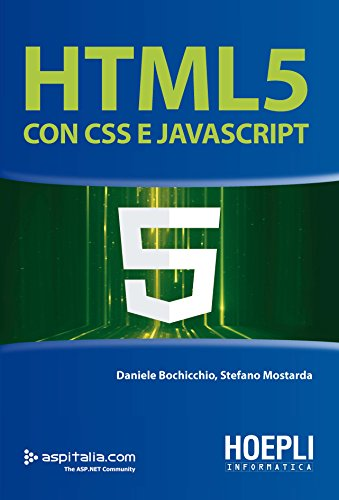 HTML 5 con CSS e Javascript PDF