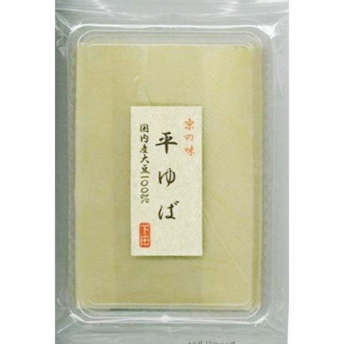 訳あり 下田 平ゆば 3枚×10袋 ケース販売 (賞味期限2014.7.24)