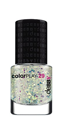 Smalto Per Unghie Debby Colorplay Exclusive Brillantini 29
