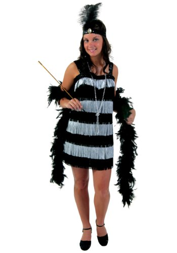 [Fun Costumes womens Jazz Time Honey Plus Size Dress 6X] (Plus Size Black Jazz Flapper Costumes)