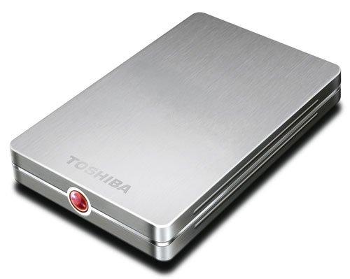 Toshiba 250GB 2.5-inch Portable USB 2.0 Hard Drive