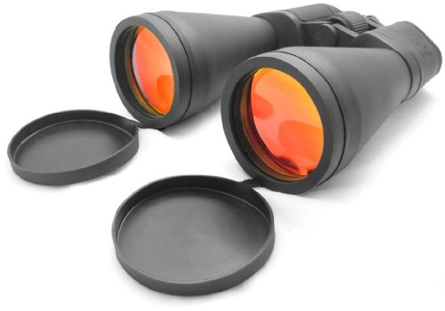 Ncstar 20X70 Black Binoculars/Ruby Lens (B2070R)