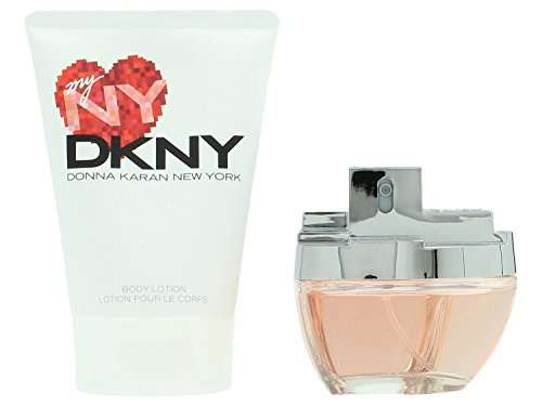 DKNY My NY Set Regalo Eau de Parfum 50 ml e Lozione Corpo 100 ml, Donna