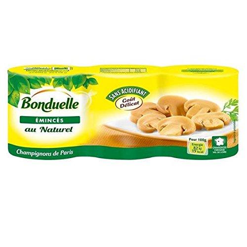 bonduelle-paris-mushrooms-sliced-1-4-natural-345g-pack-of-3-unit-price-sending-fast-and-neat-bonduel