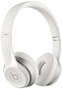 Beats by Dr. Dre Solo2 On-Ear Headphones - White