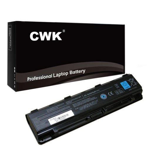 Cwk New Replacement Laptop Notebook Battery For Toshiba Satellite C50