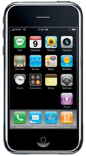 911edac2d9b Apple iPhone 2G 8 GB, Black (Color: Black, Tamaño: 8 GB)
