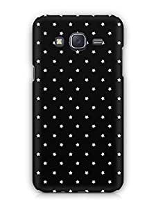Cover Affair Stars Printed Back Cover Case for Samsung Tizen Z3