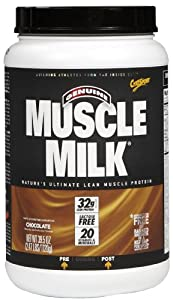 Muscle Milk Protein Powder, 2.47 lbs