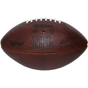 NFL Wilson NFL ''Duke'' Throwback Authentic Game Ball