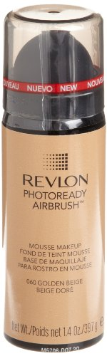 REVLON Photoready Airbrush Mousse Makeup, Golden ...