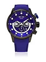 SO & CO New York Reloj con movimiento cuarzo japonés Man GP16097 50 mm