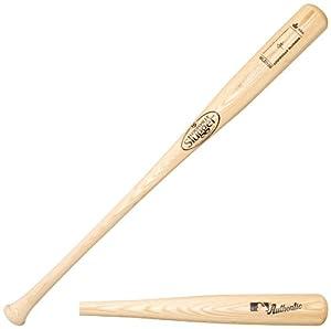 Buy Louisville Slugger 2014 MLB 180 Natural Wood Baseball Bat by Louisville Slugger