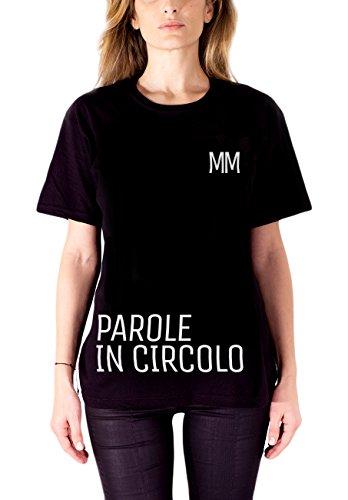 Marco Mengoni - T-Shirt Parole In Circolo Limited Edition Maglietta da donna