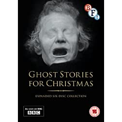 BBC Ghost Stories for Christmas (Expanded six disc set) PAL ONLY
