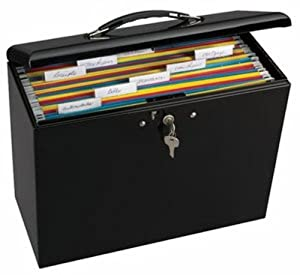 Master Lock 7148D Locking Steel Security File Box