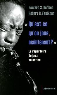 Qu Est Ce Que Le Jazz