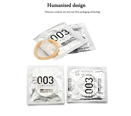 (10pieces) Hot sex products ultra thin condom okamoto 003 condoms for men safe latex camisinha with lot lubricant retail package