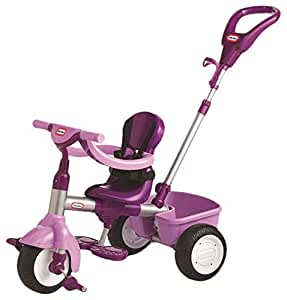 Little Tikes 4-in-1 Trike (Purple)