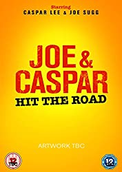 Joe & Caspar Hit The Road with Limited Edition Numbered Wristband [Exclusive to Amazon.co.uk] [DVD] [2015]