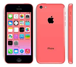 Apple Computer iPhone 5C 16GB Unlocked Sim Free Smart Phone Pink