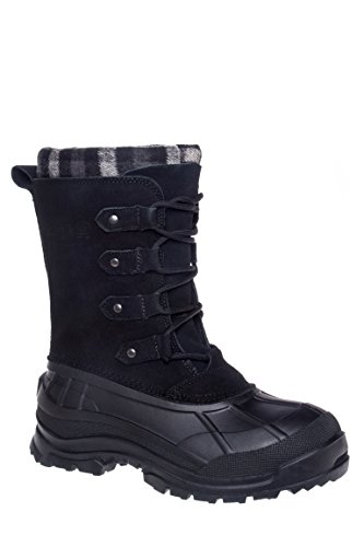Calgary Lace-Up Waterproof Snow Boot
