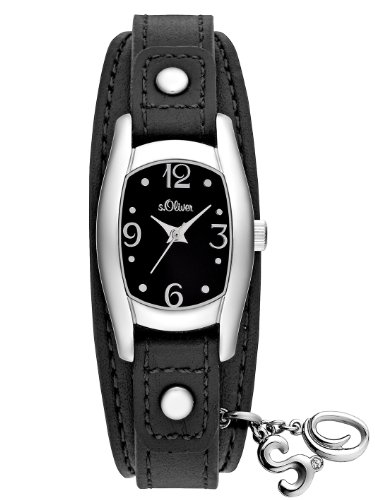 s.Oliver Damen-Armbanduhr Quarz Analog SO-2170-LQ