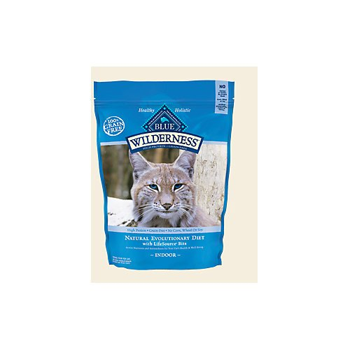 Blue Wilderness Adult Indoor Chicken Dry Cat Food