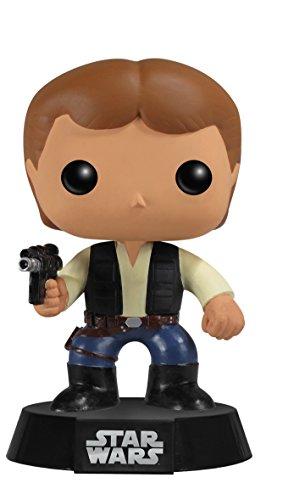 Funko - Figurina Star Wars - Han Solo Pop 10Cm - 0849803060398
