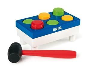 Brio 30517 - Banco con martillo de Brio en BebeHogar.com