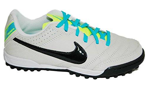 Nike Scarpe Calcetto Ragazzo - JR Tiempo natural IV TF - 509084-001-33