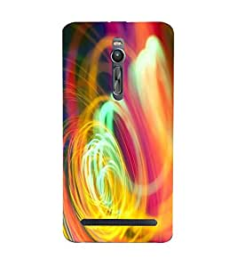 FIXED PRICE Printed Back Cover for Asus Zenfone 2