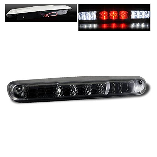 SPPC Smoke LED 3rd Brake Lights For Chevy Silverado : GMC Sierra (Third Brake Light Chevy Silverado compare prices)