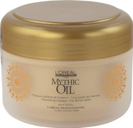 L' Oreal Paris Mythic Oil Maschera (16.9 oz)