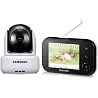 Samsung SEW-3037W SafeVIEW Video Baby Monitoring System - Manufacturer Refurbished