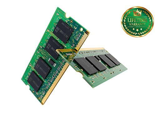 Click to buy CenterNEX® 256MB Memory KIT (2 x 128MB) For Toshiba Satellite 1400-D07 1400-S151 1400-S152 1405-S151 1405-S152 3000 Q65 X4 3000-601 3005. SO-DIMM SD NON-ECC PC133 - From only $31.52