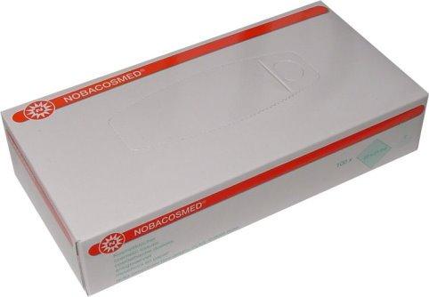 5 x 100 Kosmetiktücher Nobacosmed von Noba Verbandmittel