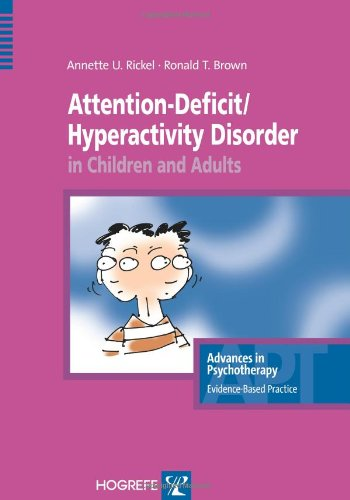 in disorder Attention adult deficit hyperactivity