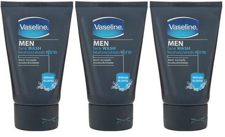 Vaseline Men Refreshing Oil