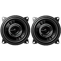 "SoundBoss 4"" 2Way Performance Auditor 210W MAX B425 Coaxial Car Speaker"