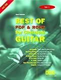 echange, troc Beat Scherler - Best Of Pop & Rock for Classical Guitar 1