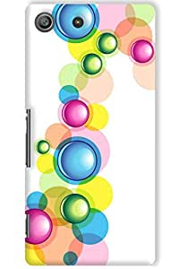 IndiaRangDe Case For Sony Xperia M5 E5603 Printed Back Cover