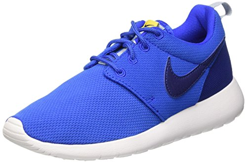 Nike Roshe One (Gs) Scarpe da ginnastica, Bambini e ragazzi, Blu (Hypr Cblt/Dp Ryl Bl-Vrsty Mz-B), 40