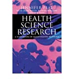 img - for [(Health Science Research: A Handbook of Quantitative Methods)] [Author: Jennifer Peat] published on (March, 2002) book / textbook / text book