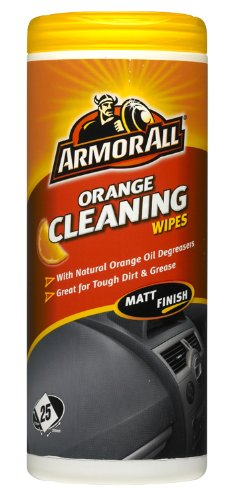 Armorall Orange Cleaning Wipes