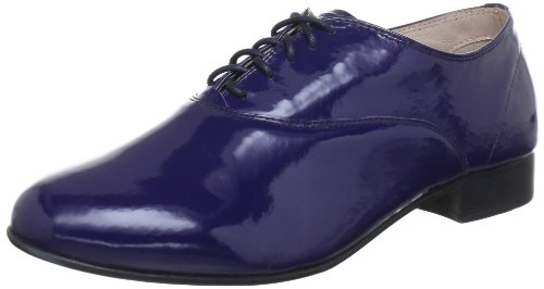Bloch Fox Trot Lace-Ups Womens Blue Blau (NVM) Size: 7 (41 EU)