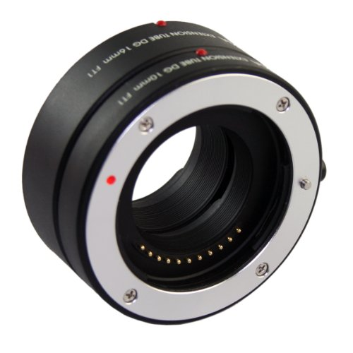 Dg-M43 Auto Automatic Focus Extension Tube Set Dg For Four Third Micro 4/3 M43 Mount Camera