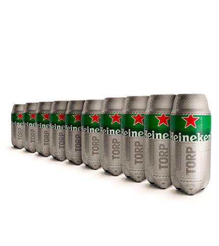 Heineken-TORP-Pack-de-10-Barril-de-cerveza-de-2L-de-capacidad-compatible-con-THESUB