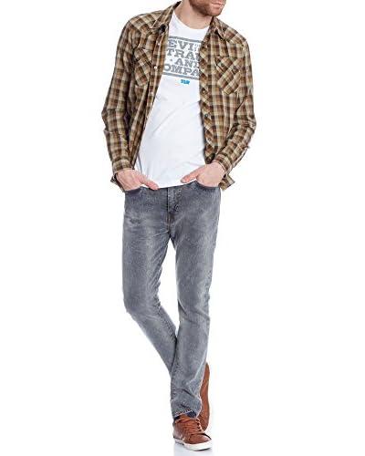 Levi's Strauss Jeans 510 Regular [Grigio]